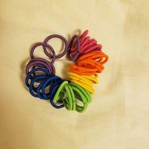 Hair ties NWOT